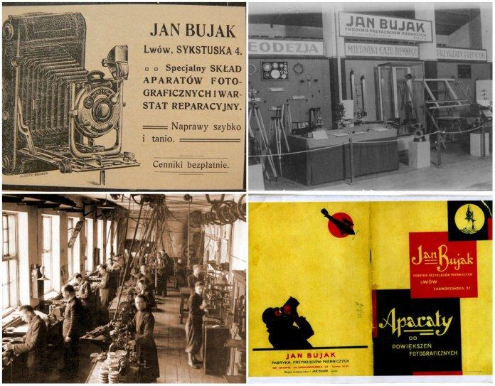 Ян Буяк, або 110 років історії фабрики вимірювальних приладів у Львові