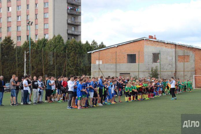 Відкритий турнір з любительського футболу «Кубок Брюховичів 2019». Фото: Юра Мартинович