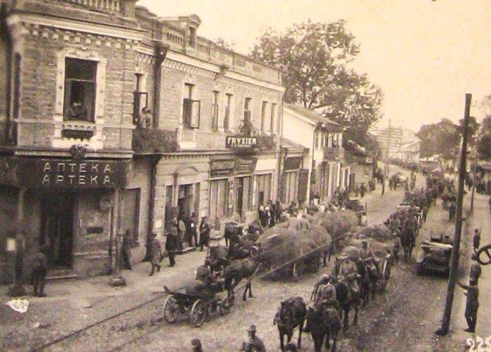 Ковель у 1915
