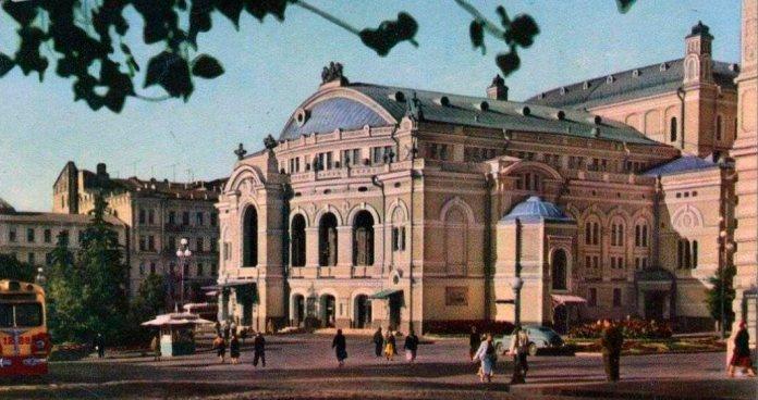 Національний театр опери та балету імені Т. Г. Шевченка, 1960-ті роки