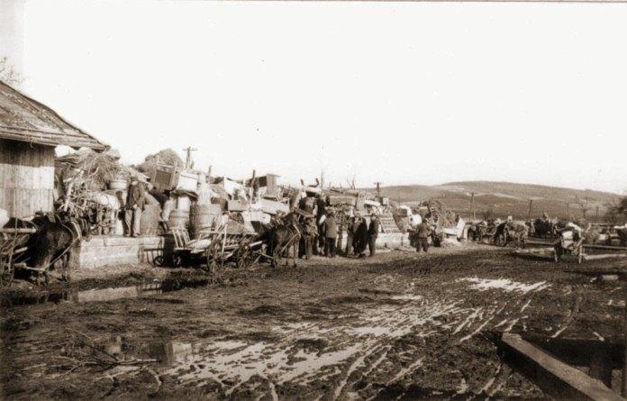 Депортація українців з Новосільців (Сяноцький повіт) в СРСР. Березень 1946