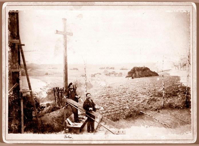 Створення Рацлавіцької панорами, 1890-і рр.