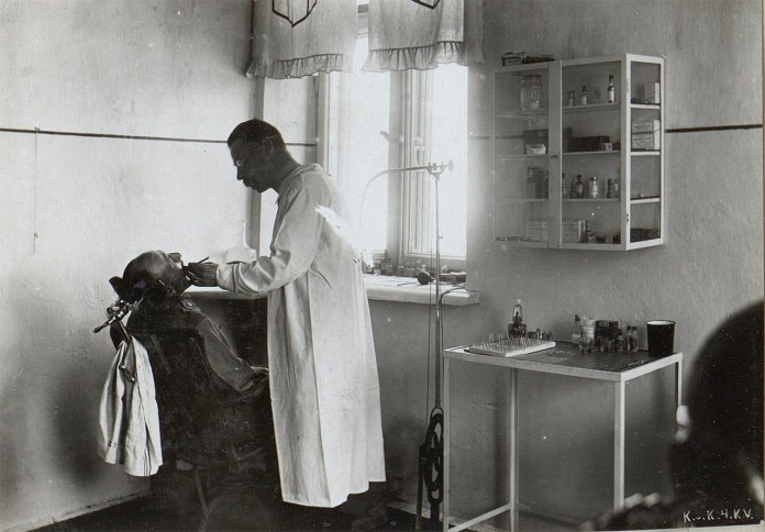 Стоматологічна амбулаторія, Володимир-Волинський, 1916 р.