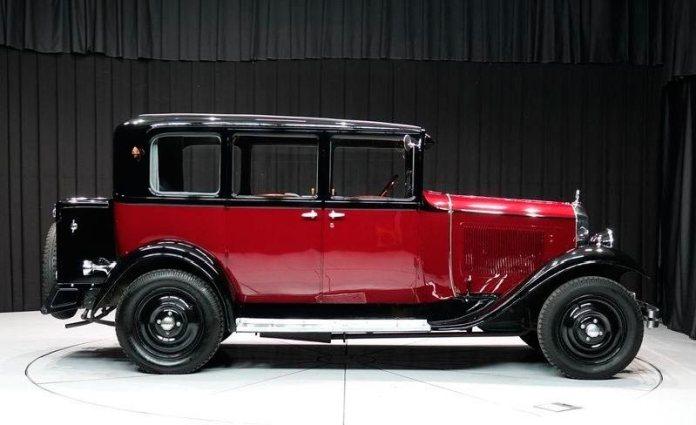 1930 Citroen AC