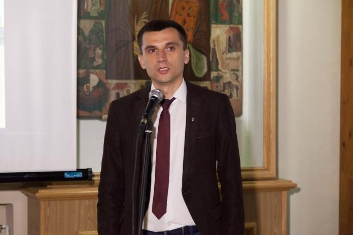 Заступник голови Львівської ОДА Іван Собко
