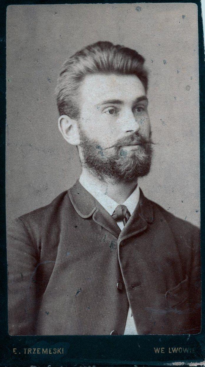 Юрко Левицький (син Кость Левицького і Ольги Огоновської)