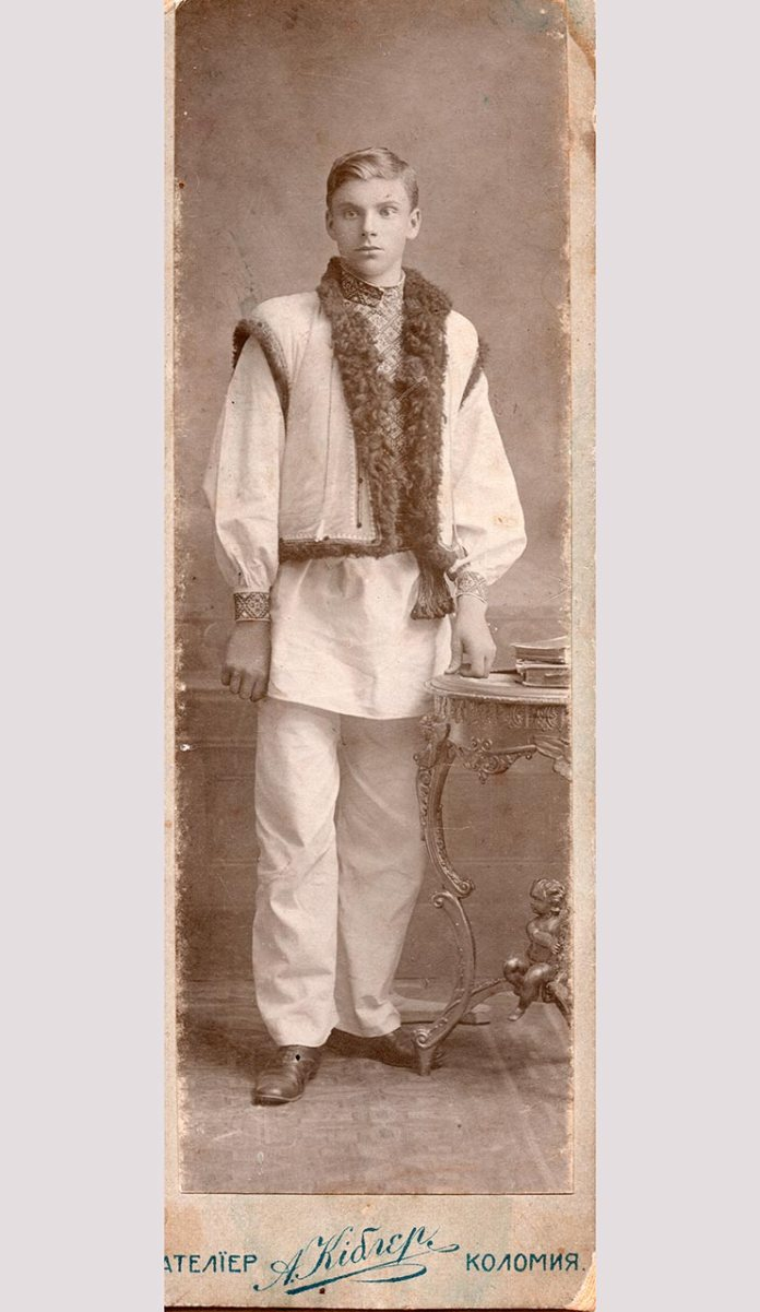 Прокоп Дякон, чоловік Ірени, зять Кость Левицького