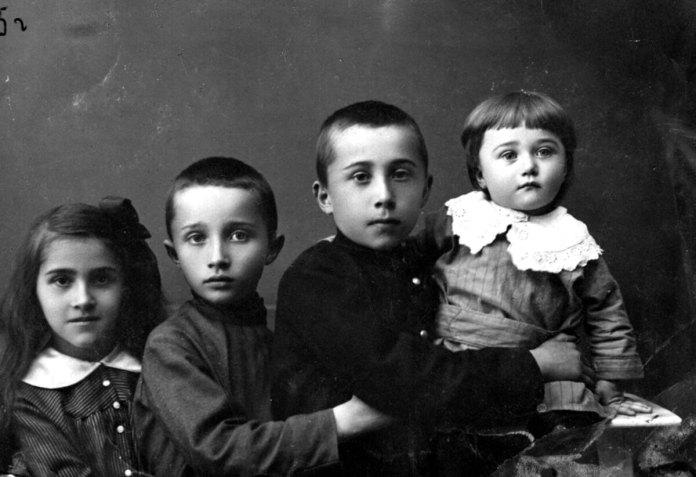 Діти Молчановських, 1915 рік