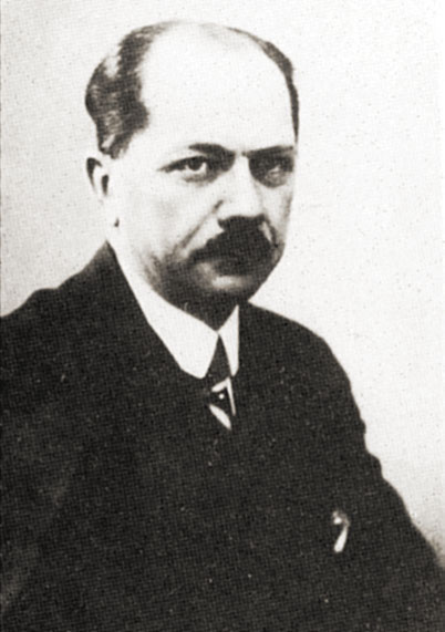 Тадеуш Островський. Фото з https://pl.wikipedia.org/wiki/Tadeusz_Ostrowski