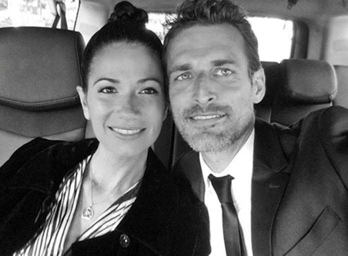 Алексі Любомирський з дружиною Джадою