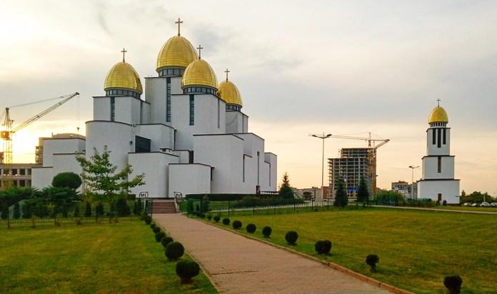 Церква Різдва Пресвятої Богородиці на Сихові. Фото Мар'яни Іванишин.