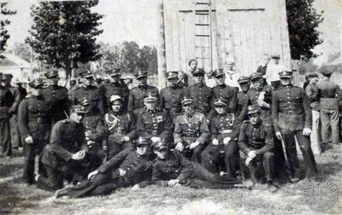 Пожежна команда з Янової Долини, 1938 рік