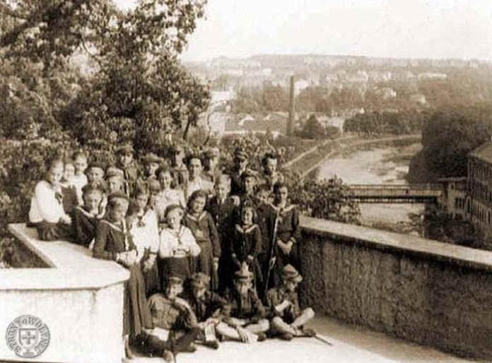 Учні яноводолинської школи на екскурсії
