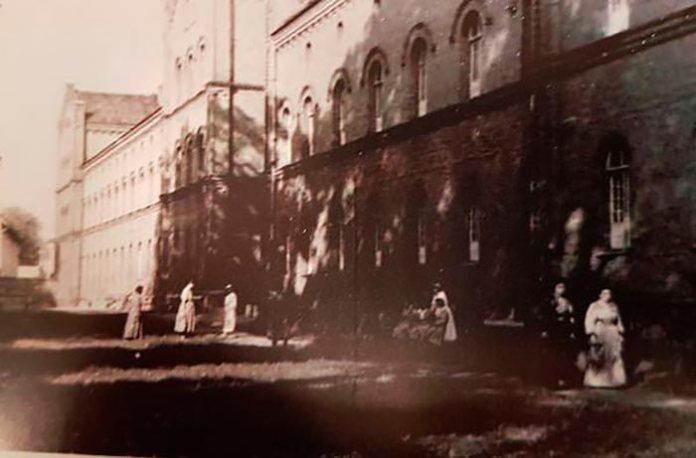 Споруда Псхіатричного закладу в Сьвєці (фото з архіву психіатричної лікарні)