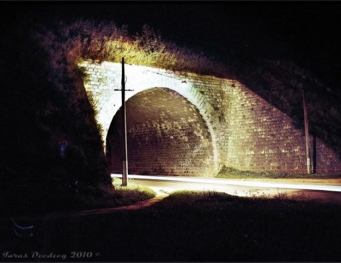 Тунель на вулиці Тунельній. Вибачте за тавтологію. 😊 Автор Тарас Дзедзей