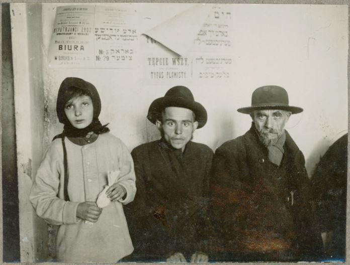 Єврейські біженці, Рівне 1921 рік