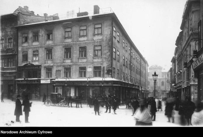 Площа Ринок, поч. ХХ ст.