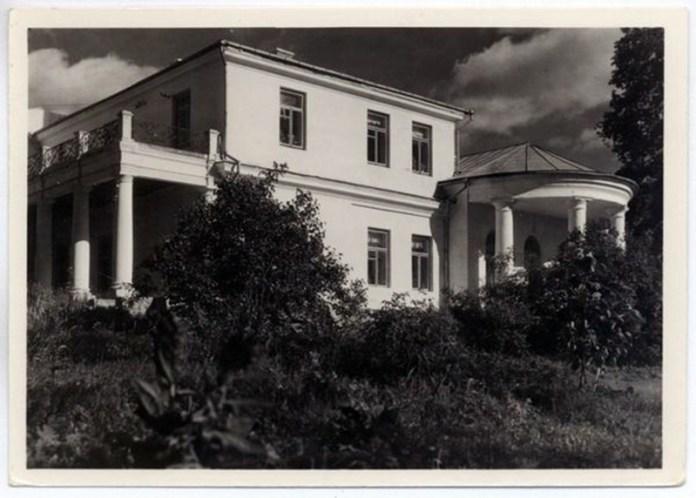 """Окружний суд на """"Гірці"""", фото Адама Лєнкєвіча, 1939 рік"""