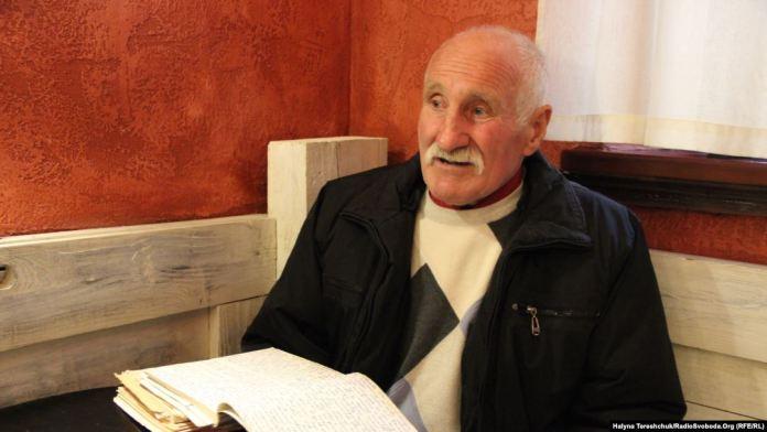 Михайло Сарвас