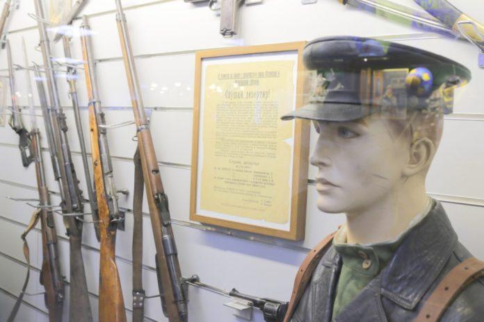 """Відкриття приватного військового музею """"Штурм"""", фото 4studio"""