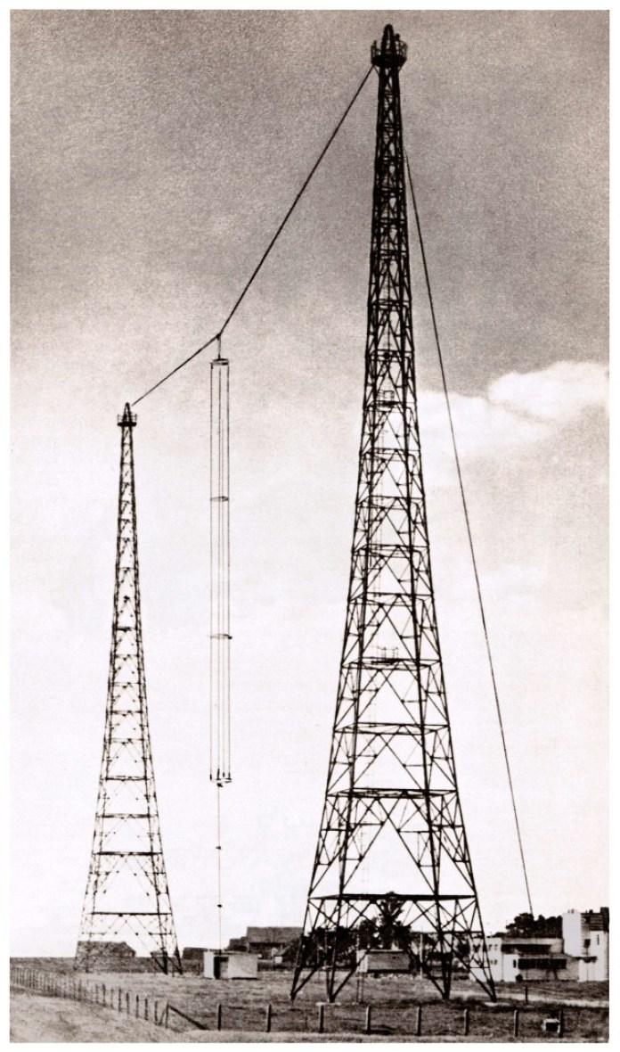 Радіокомплекс у Lipowka, 1931