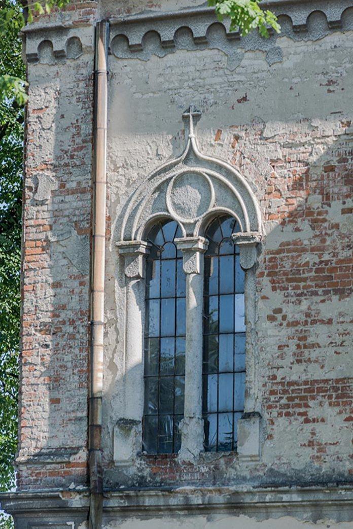 Церква в селі Старий Диків