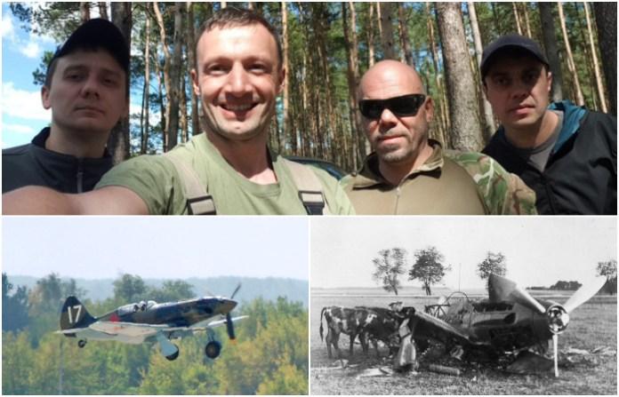 В пошуках першого збитого літака Другої Світової Війни в околицях Львова