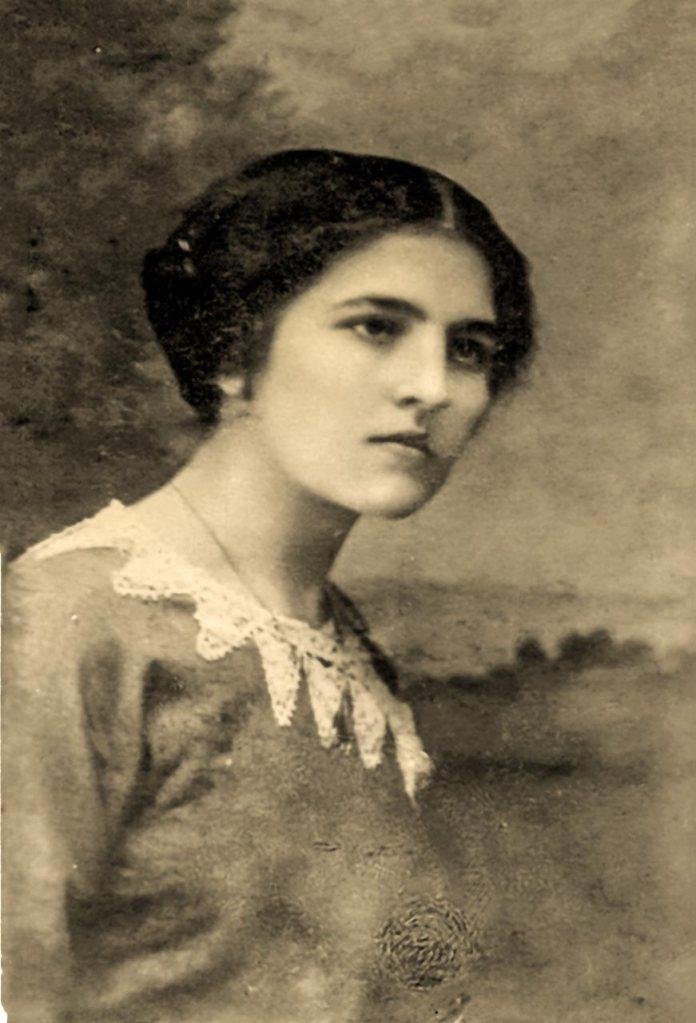 Олександра Любич-Парахоняк. Фото з архіву Станіслава Людкевича