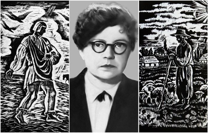 Стефанія Ґебус-Баранецька – мисткиня і педагог