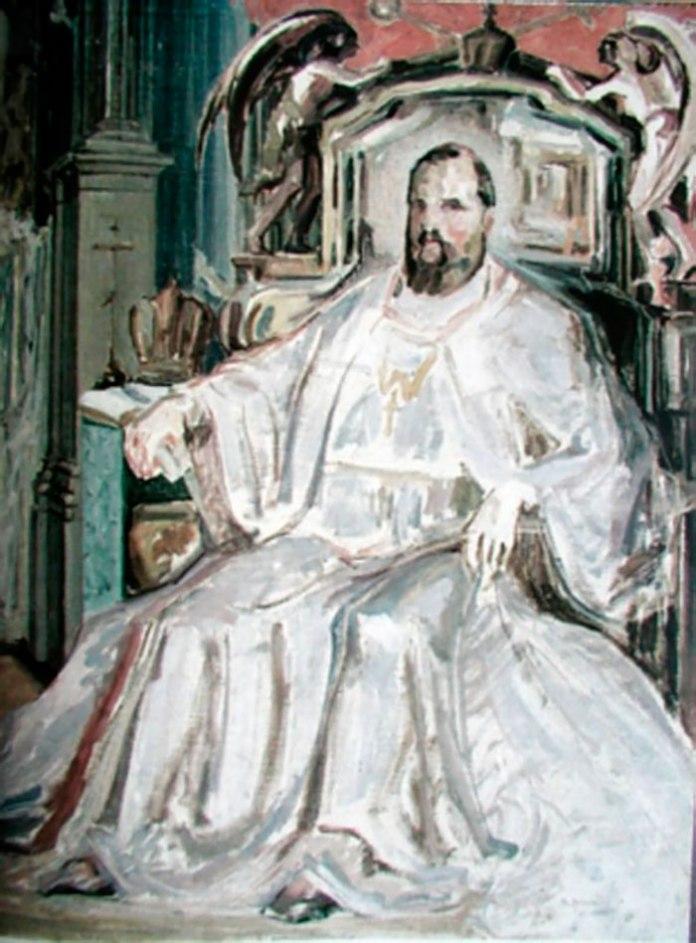 Олекса Новаківський. У митрополичому кріслі, 1924