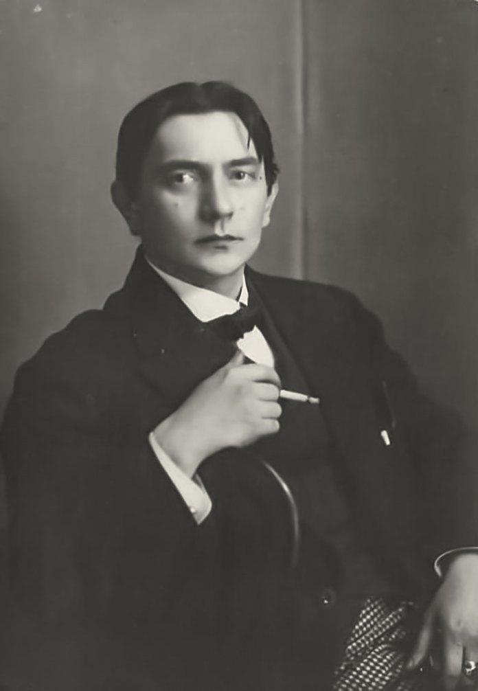 Олександр Загаров – головний режисер і художній керівник театру «Українська бесіда» в сезонах 1921-1923 років.