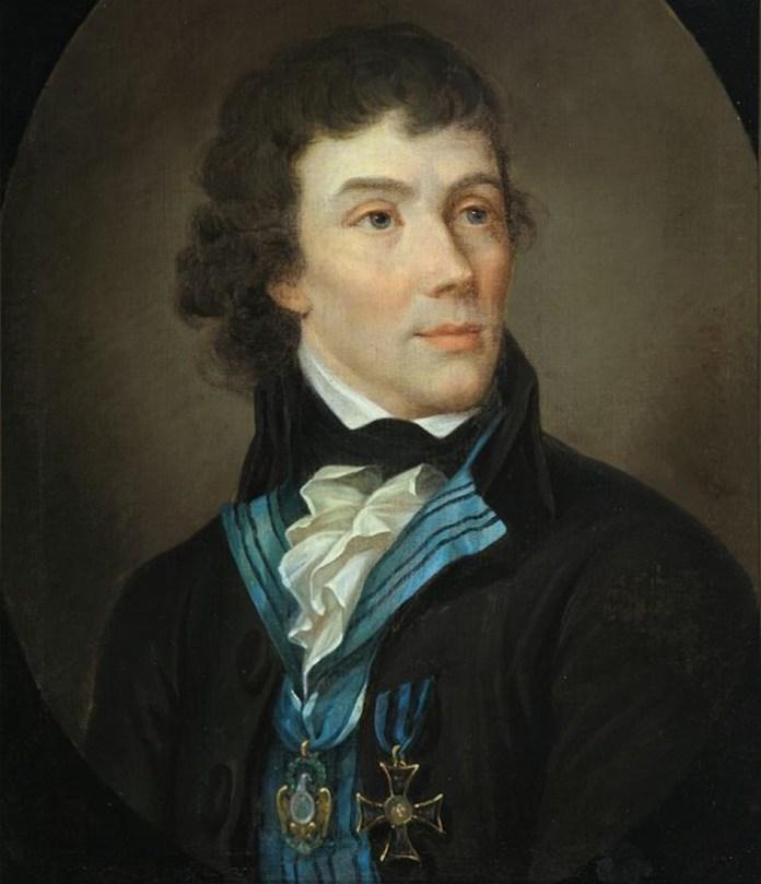Тадеуш Косцюшко. Портрет, Краківський Національний музей