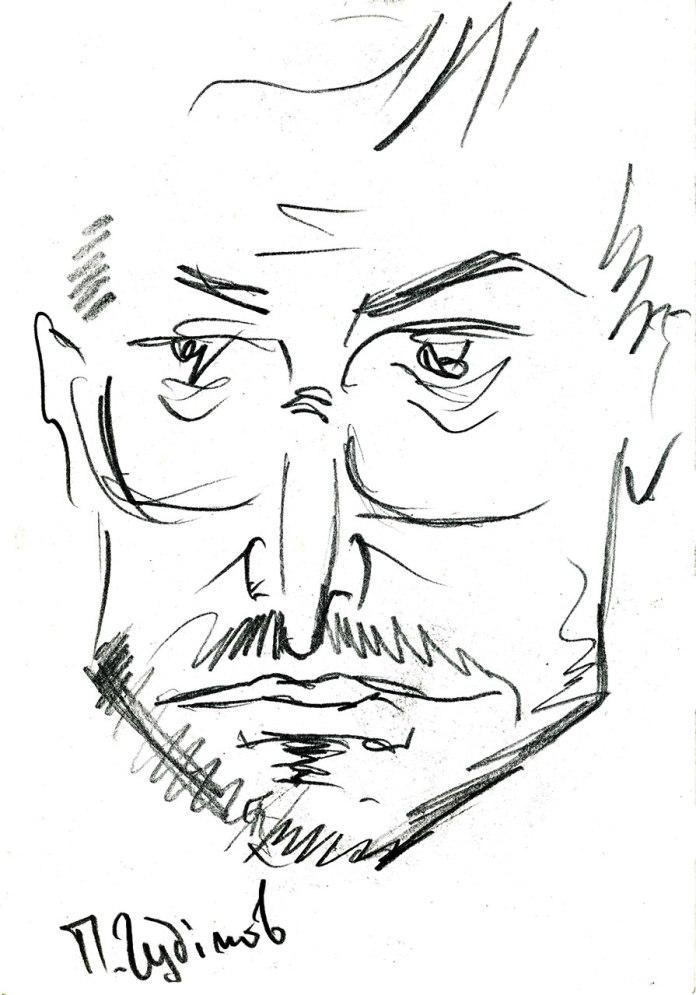 Павло Гудімов – відомий колекціонер мистецтва