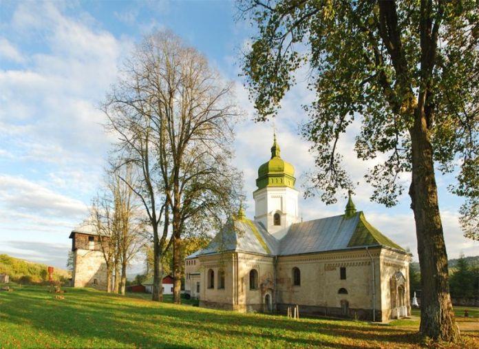 Лаврівська церква та монастир св. Онуфрія