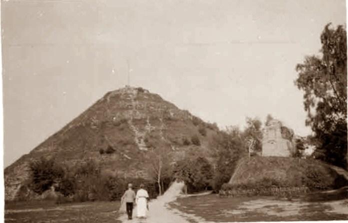 Копець Люблінської унії, 1915 р.