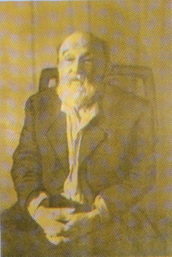 Граф Михайло Тишкевич, очолював дипломатичне представництво УНР у Ватикані. Фото з https://uk.wikipedia.org/