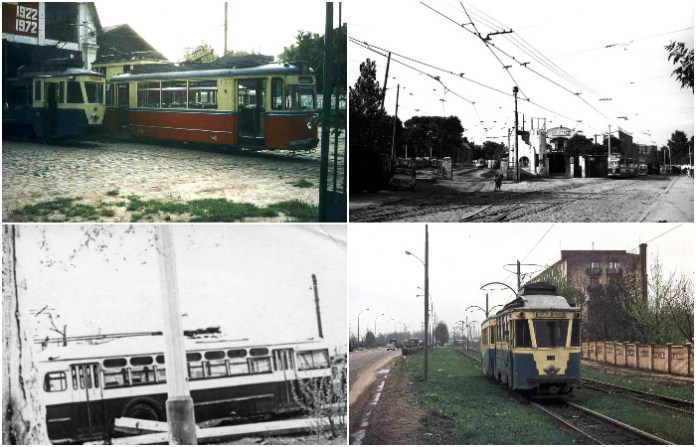 Де і як ремонтували і ремонтують трамваї і тролейбуси у Львові. Частина друга
