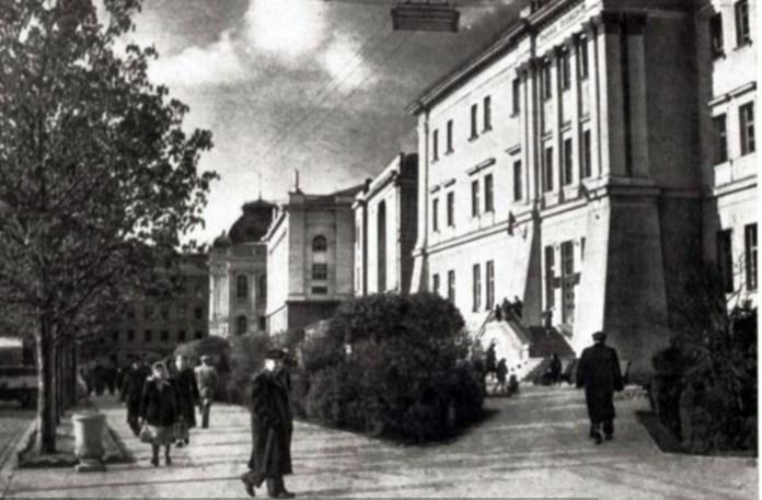 Проспект Свободи в Львові після реконструкції