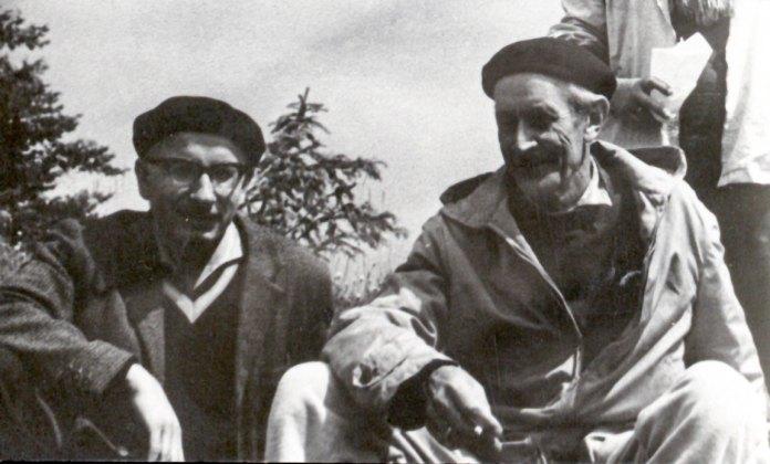 Карло Звіринський і Роман Сельський в Дземброні