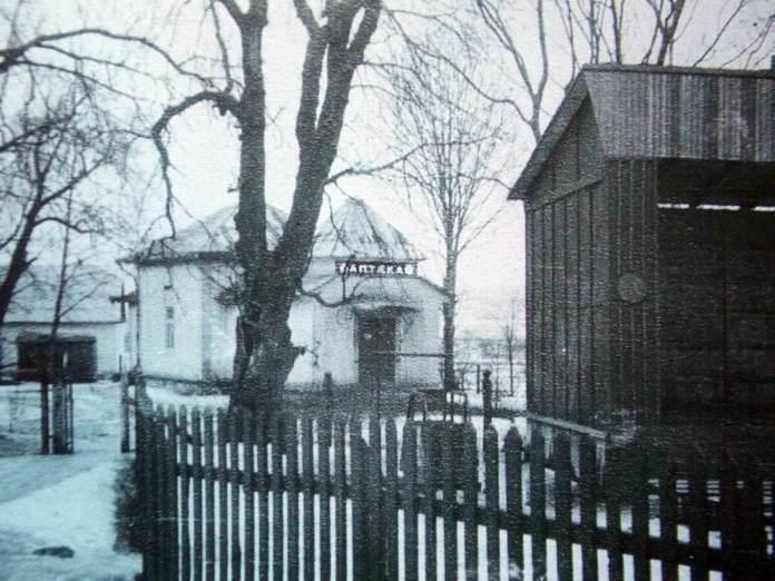 Аптека в Золотіївській церкві, 1960-і рр.