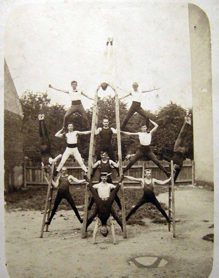 Гімнасти зі Львівщини, 1920-ті роки