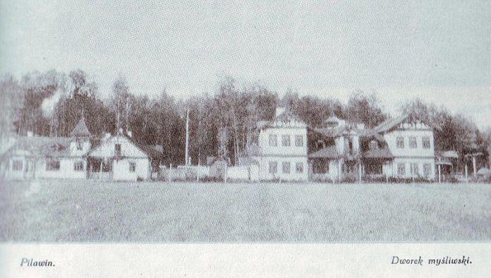 Резиденція в Пилявині, 1929
