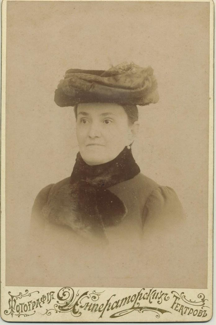 Марія Десницька. Фото з архіву Наталі Лащук, Рівне. Публікується вперше
