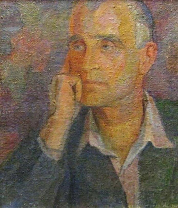 Марґіт Сельська, Портрет Романа Турина