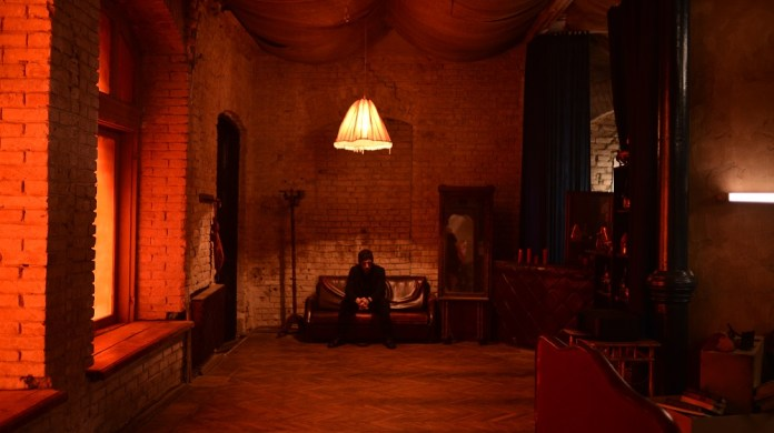 Фото зі зйомок фільму «Егрегор»