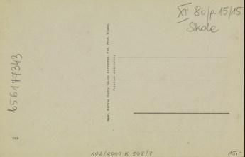 Поштівка з видом на каменоломню, видана К.Дудрою