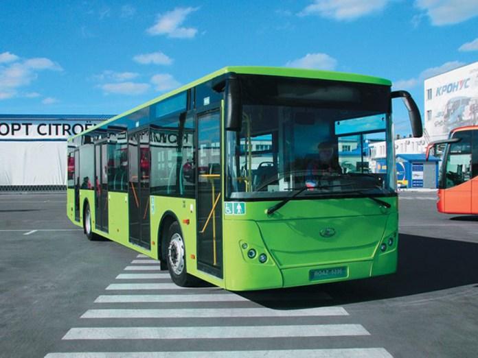 Автобус РоАЗ А5236, який випускався у Ростові-на-Дону заводом «Красний Аскай» у 2007-2011 рр.