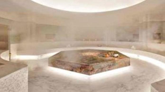 Візуалізація Проєкту термального комплексу «Aquapolis» у Брюховичах.