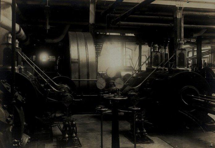 Цукроварня в Ходорові, 1913 р.