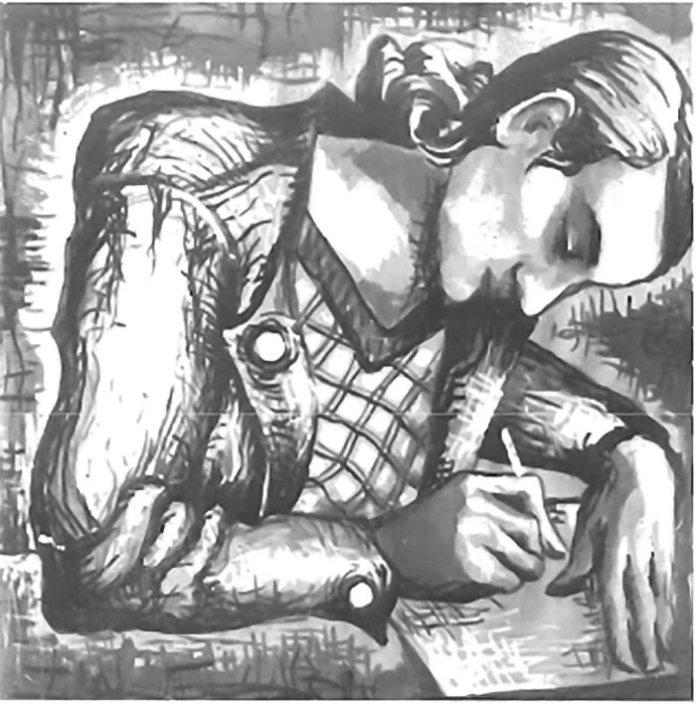 Володимир Ласовський. Лист, 1933 – 1934